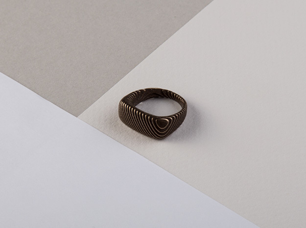 archetype - signature ring