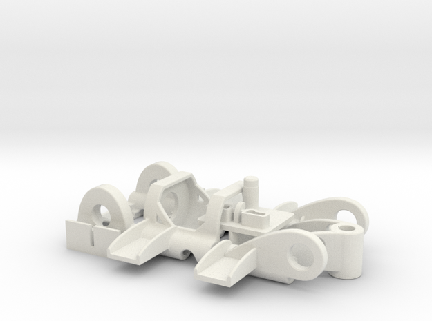 PDU030mhO in White Strong & Flexible