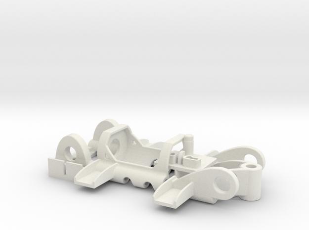 PDU050mhO in White Natural Versatile Plastic