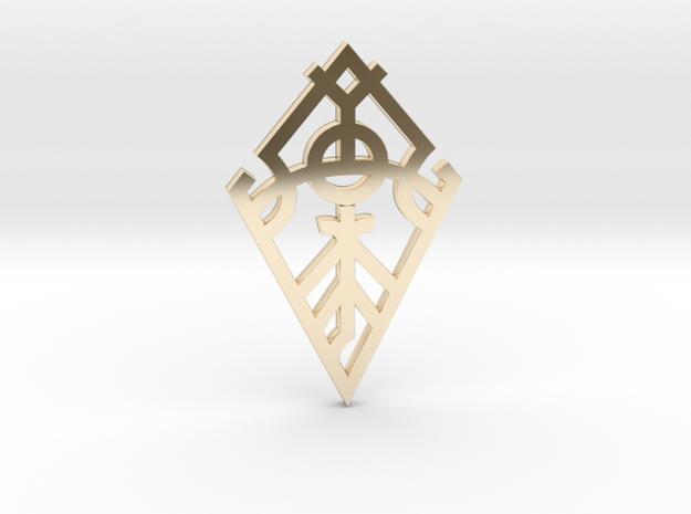 Creation / Creación in 14K Gold