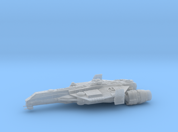 Corvan Assault Scour Ravenheart class in Smooth Fine Detail Plastic
