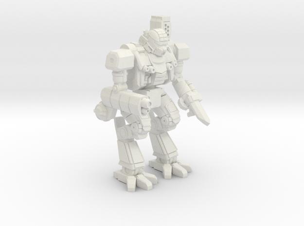 JACKAL Assault Scout in White Natural Versatile Plastic