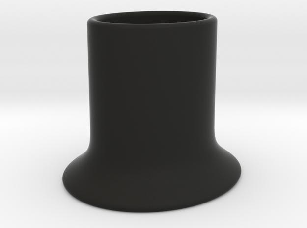 Lupe1 in Black Natural Versatile Plastic
