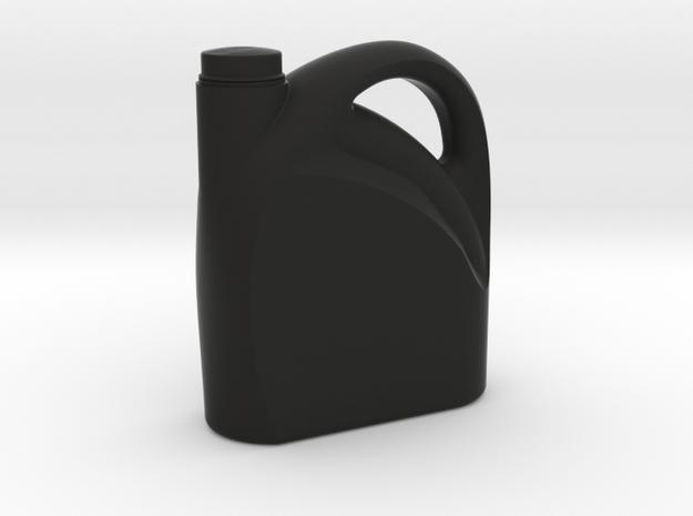 Oil Can - 1/10 in Black Natural Versatile Plastic