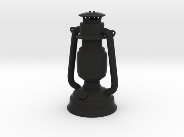 Camping Lamp - 1/10 in Black Natural Versatile Plastic