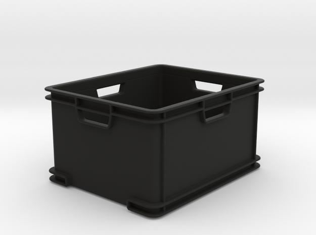 Box Type 7 - 1/10 in Black Natural Versatile Plastic