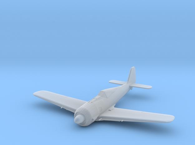 1/200 Focke-Wulf Fw 190 A-2/ A-3 in Smooth Fine Detail Plastic