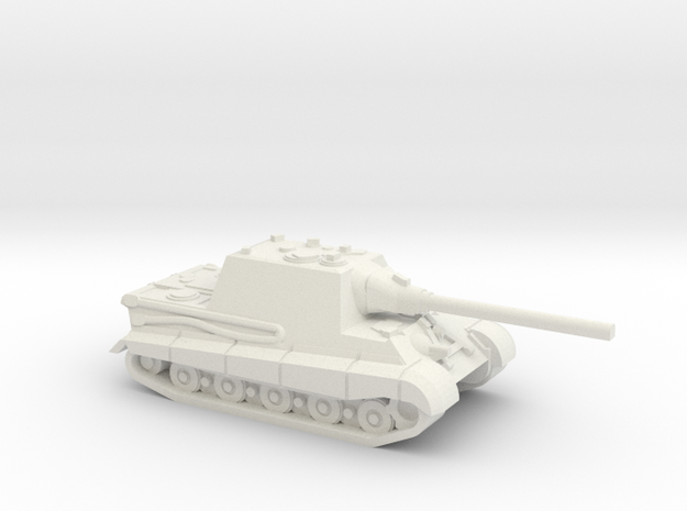 Jagdtiger in White Strong & Flexible