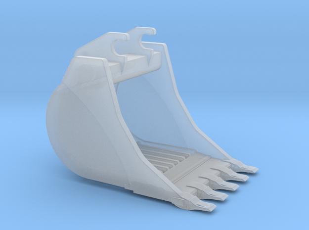 336D Skeleton Bucket in Smooth Fine Detail Plastic