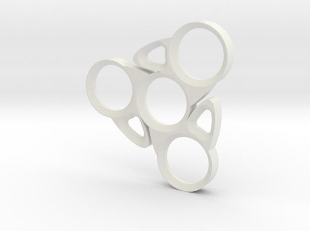 Blade Spinner in White Strong & Flexible