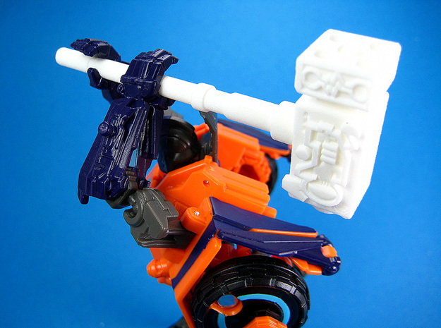 Cosmic Hammer - TF Compatible 5mm Weapon