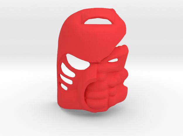 [commission] HauXa Hybrid  in Red Processed Versatile Plastic