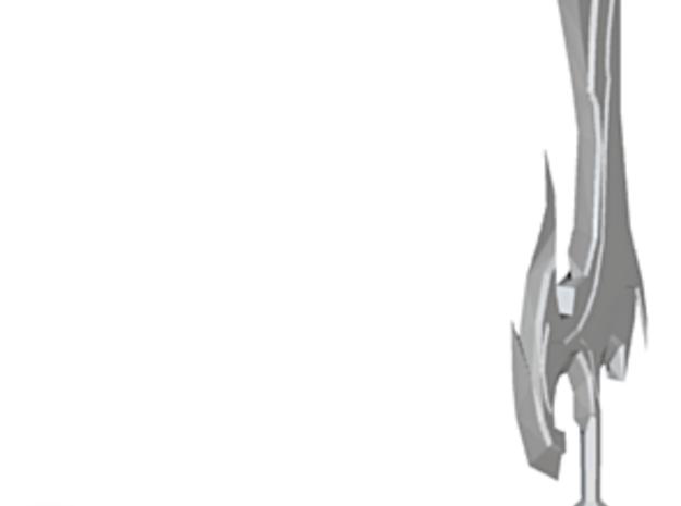 Random sword/blade 3d printed