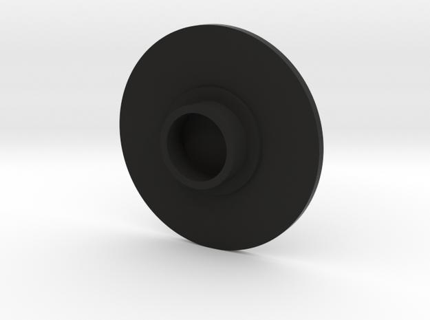 Fidget spinner cap