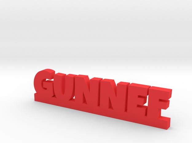 GUNNEF Lucky in Red Processed Versatile Plastic