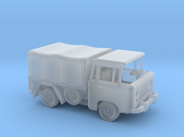 1959 FC150 Pickup Truck with Canvas Top in Smooth Fine Detail Plastic: 1:160 - N