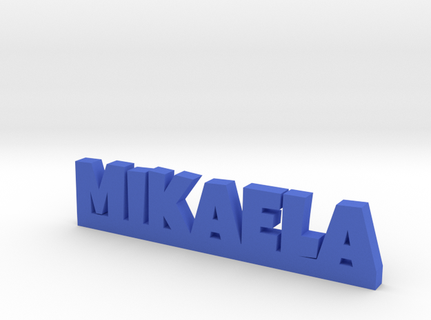MIKAELA Lucky in Blue Processed Versatile Plastic