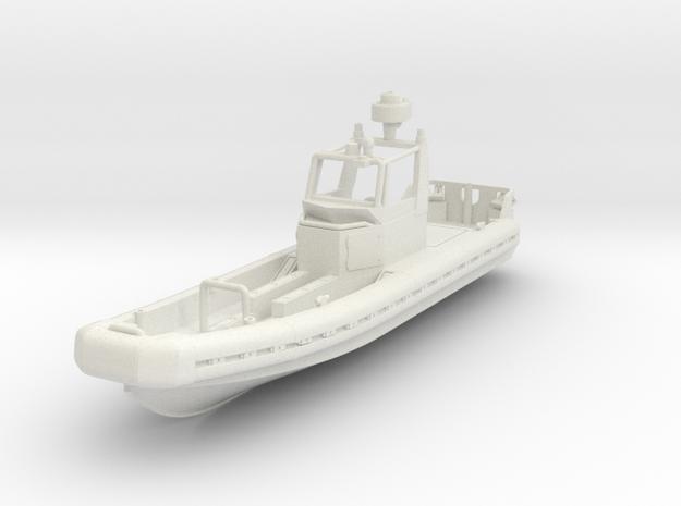 1/87 Surc or Riverine Patrol Boat in White Natural Versatile Plastic