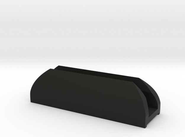 Groovy Sunshade Clip - Type B in Black Strong & Flexible