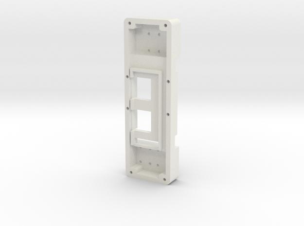 DNA60 LS MP Remote Tacts v1 in White Natural Versatile Plastic