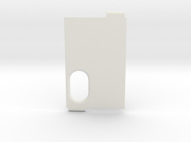 NMods alfa door logoless in White Strong & Flexible