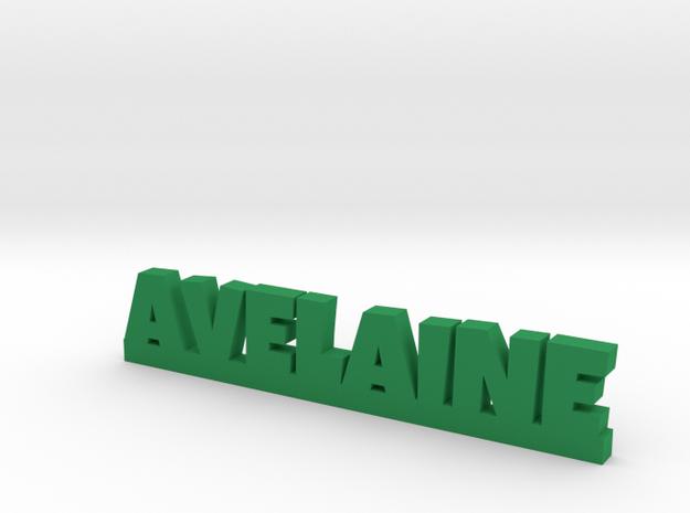 AVELAINE Lucky in Green Processed Versatile Plastic