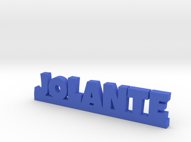 JOLANTE Lucky in Blue Processed Versatile Plastic