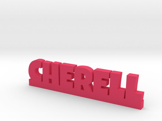 CHERELL Lucky in Pink Processed Versatile Plastic