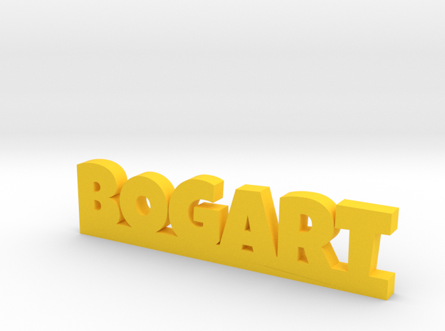 BOGART Lucky in Yellow Processed Versatile Plastic
