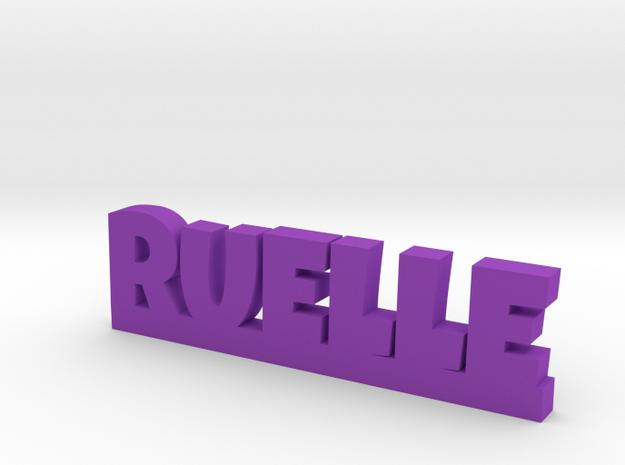 RUELLE Lucky in Purple Processed Versatile Plastic