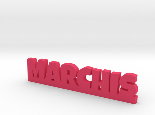 MARCHIS Lucky in Pink Strong & Flexible Polished
