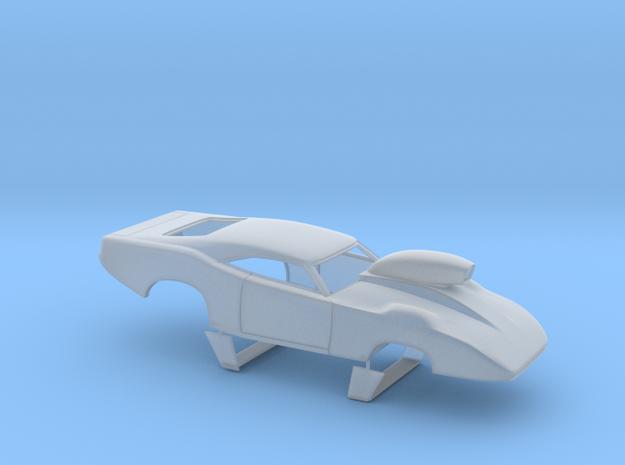 1/43 69 Daytona Pro Mod Smooth Door W Scoop
