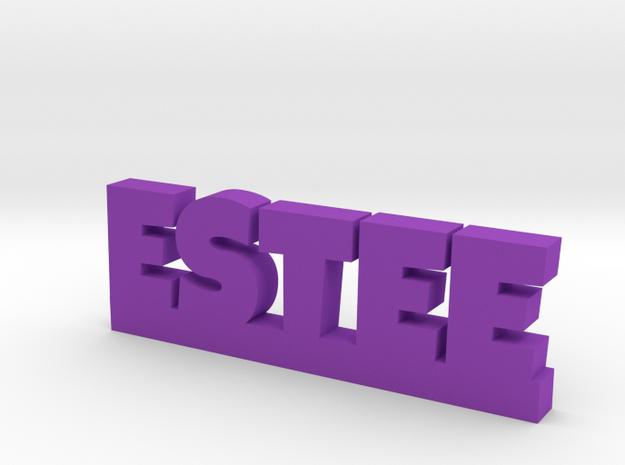 ESTEE Lucky in Purple Processed Versatile Plastic