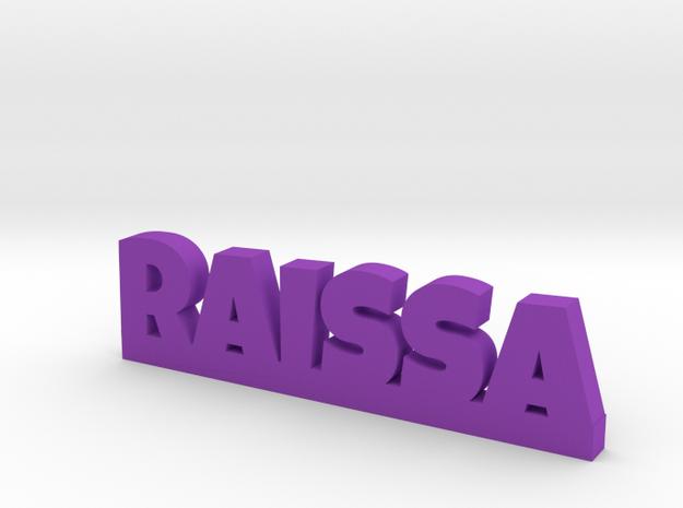 RAISSA Lucky in Purple Processed Versatile Plastic