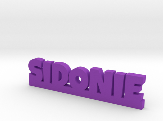 SIDONIE Lucky in Purple Processed Versatile Plastic