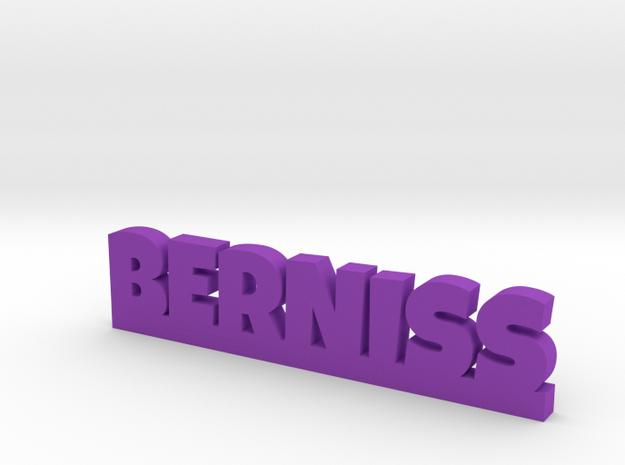 BERNISS Lucky in Purple Processed Versatile Plastic