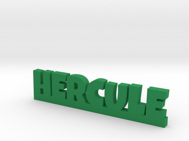 HERCULE Lucky in Green Processed Versatile Plastic