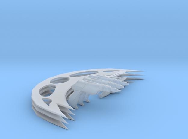 Klingon Squad Weapons (Star Trek), 1/18 in Smooth Fine Detail Plastic