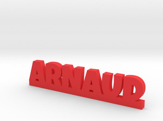 ARNAUD Lucky in Red Processed Versatile Plastic