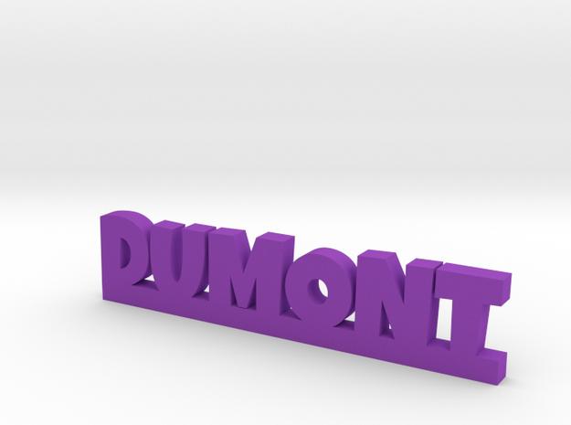 DUMONT Lucky in Purple Processed Versatile Plastic