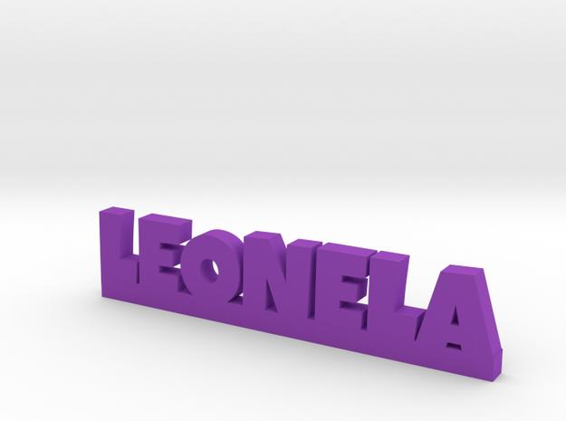 LEONELA Lucky in Purple Processed Versatile Plastic