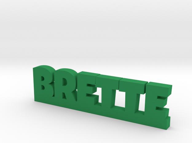 BRETTE Lucky in Green Processed Versatile Plastic
