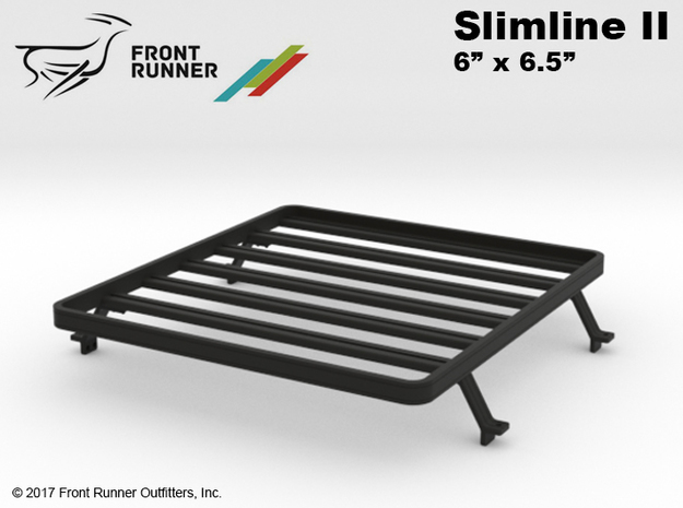 FR100018 SR5 Slimline II Load Bed Rack