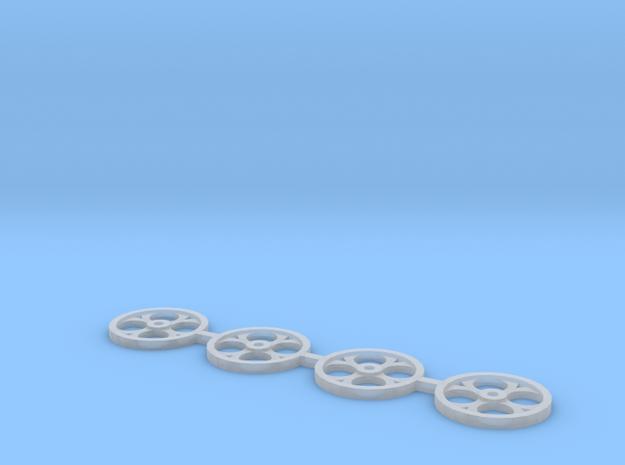 Rim insert V4 in Smooth Fine Detail Plastic