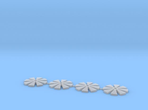 Rim insert V9 in Smooth Fine Detail Plastic
