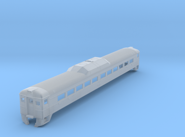 N Scale RDC-1 BCR Original Version in Smooth Fine Detail Plastic