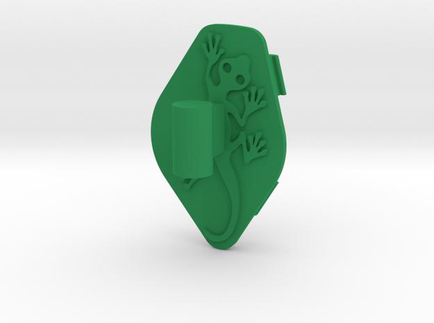 Margouillat Trany | Lid in Green Processed Versatile Plastic