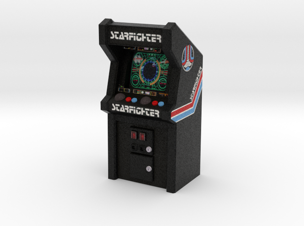Last Starfighter Arcade Game, 35mm Scale