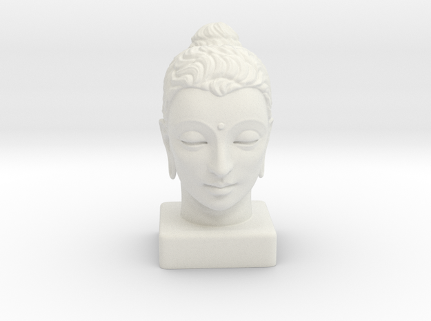 Gandhara Buddha 8 inches