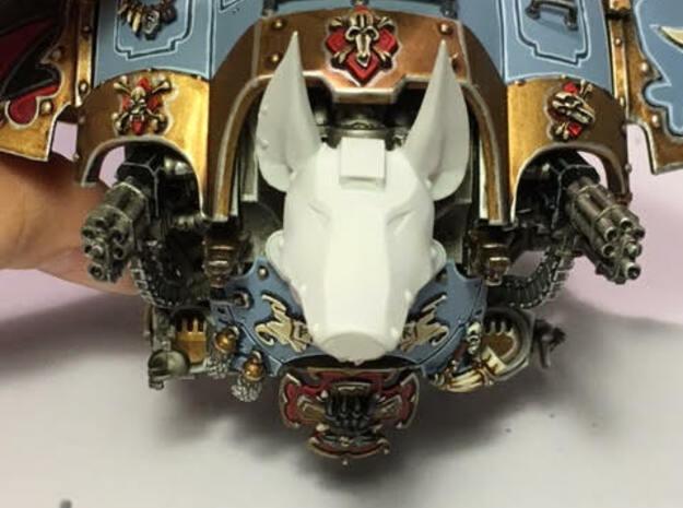 Anubis head compatible w/ Imperial Knight Titan